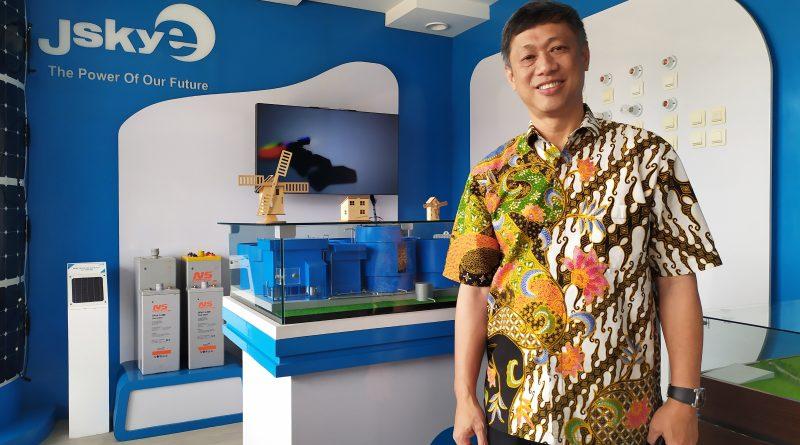 Corona Mewabah, Sky Energy Indonesia Optimis Capai Target Penjualan Tahun Ini