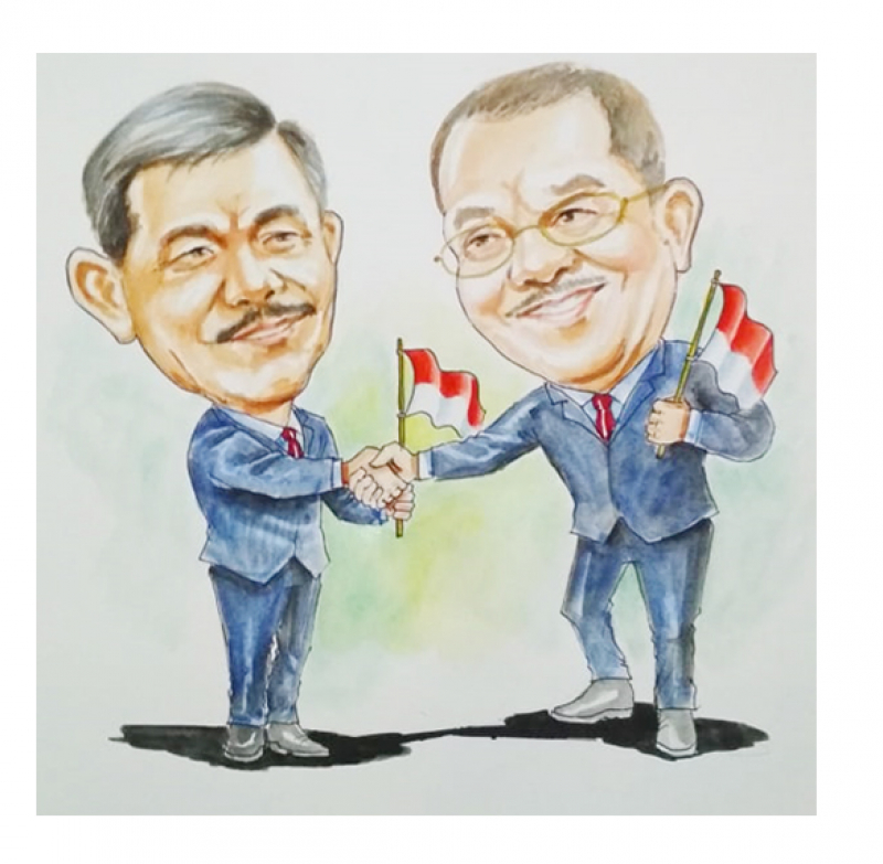 Damai Demi Indonesia Yang  Lebih Baik