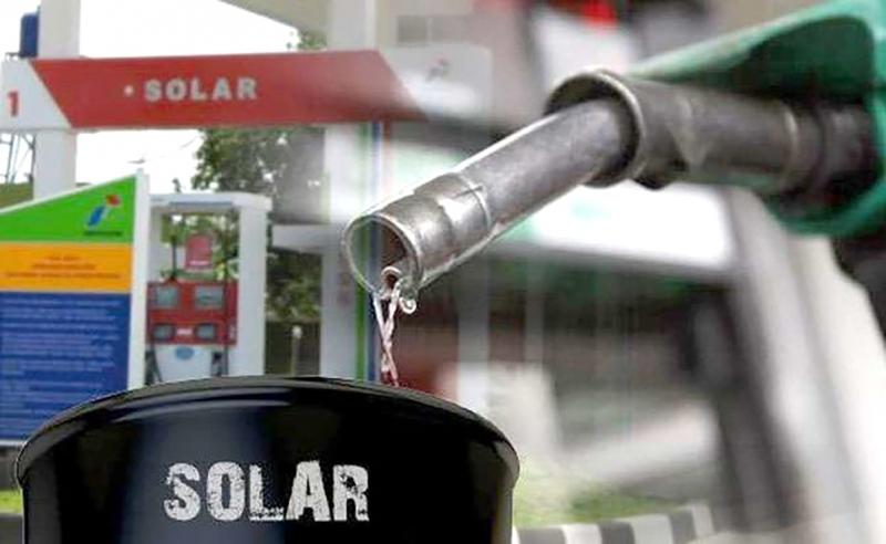 Hingga Akhir Tahun, Kuota Solar Subsidi Aman