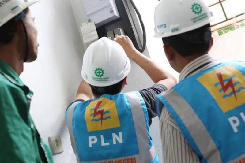 Kabar PLN Beri Kompensasi Listrik Selama WFH Hoaks