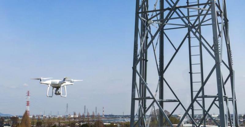 Manfaatkan Drone Untuk Pemantauan Jalur Distribusi Listrik