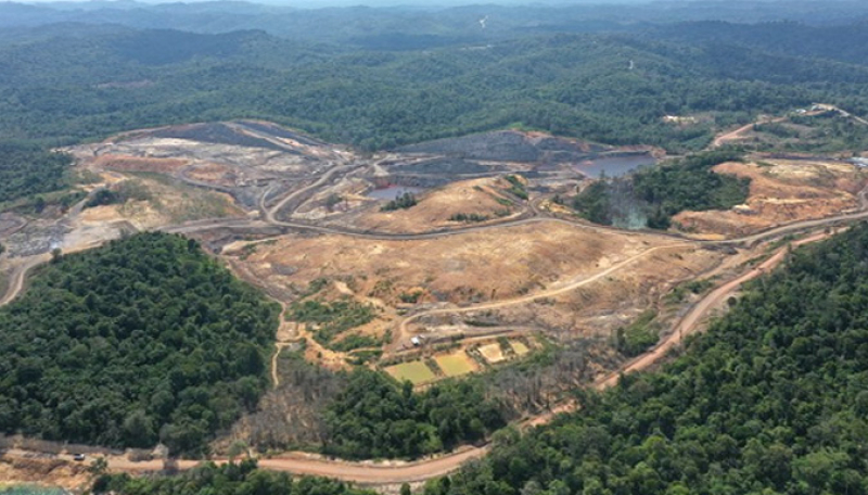 Selesai Disurvei,Kajian Geologi Calon Ibu Kota Baru