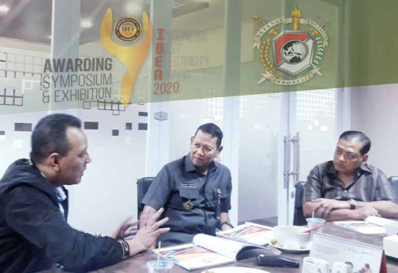 Universitas Pertahanan Dukung Pengembangan Energi Daerah Tertinggal