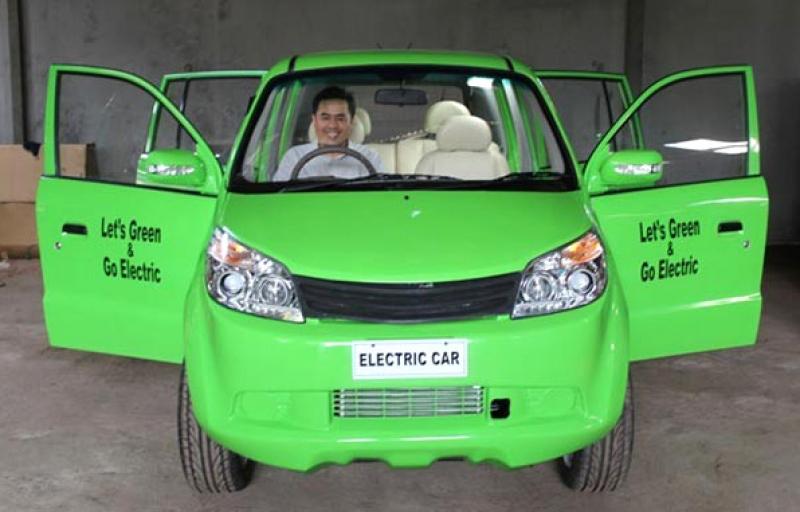 Yuk Intip Lagi Mobil Listrik Besutan Anak Bangsa