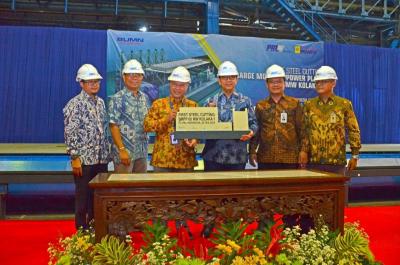 Photo of PAL : Proyek Pembangunan BMPP Masuki Tahapan First Steel Cutting