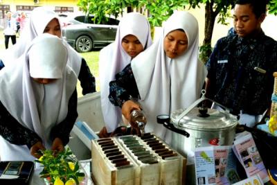 Photo of Ubah Air Gambut Jadi Listrik