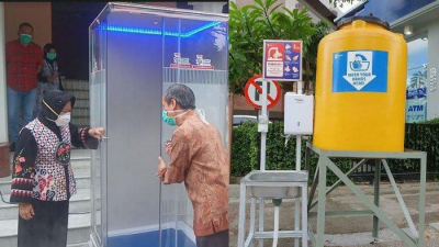 Photo of Yuk, Buat Box Sanitizer Electric Di Rumah