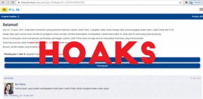 Photo of Awas! Penipuan Pendaftaran Subsidi Listrik Melalui Website