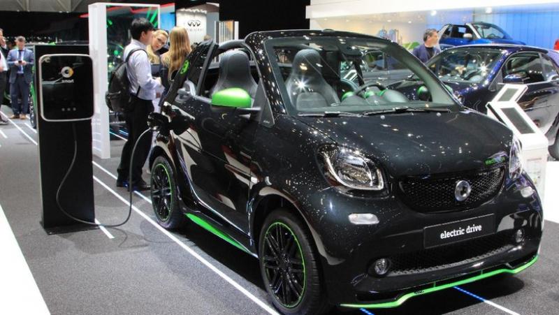 Photo of Berkat Standar Emisi Diperketat, Penjualan Mobil Listrik Di Eropa Meningkat 3x Lipat