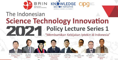 Photo of BRIN Gelar The Indonesian Science-Technology-Innovation Oktober - Desember 2021