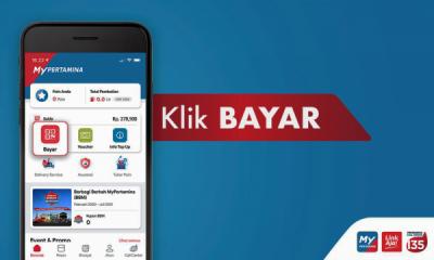 Photo of Diskon Pembelian BBM Via Aplikasi MyPertamina 1-30 April