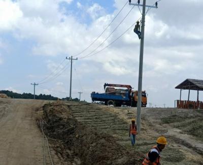 Photo of Dukung Kemandirian Pangan, PLN Pastikan Pasokan Listrik Food Estate di Sumut Terpenuhi