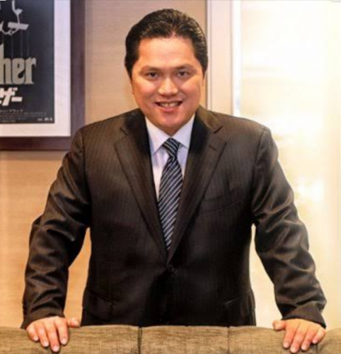Photo of Erick Thohir Rombak Jajaran Komisaris PT LEN