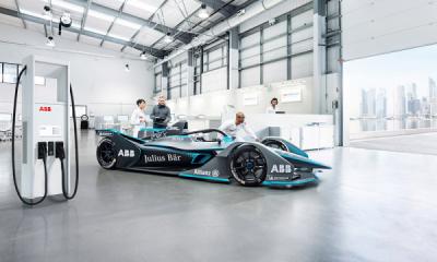 Photo of Formula E: Performa Mobil Sport Listrik Dekati Jet Darat