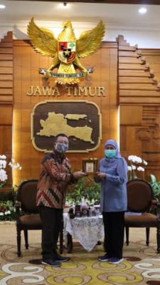 Photo of Garap WKP Panas Bumi Arjuno Welirang, Geo Dipa Kulonuwun ke Gubernur Jatim