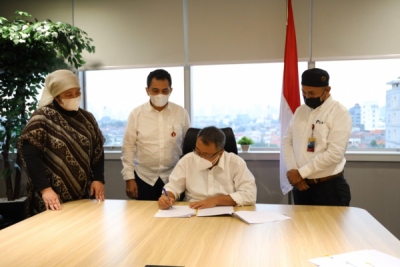 Photo of Geo Dipa, Bank Dunia dan SMI Tandatangani Project Agreement