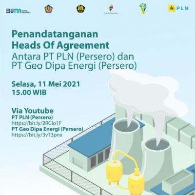 Photo of Geo Dipa Energi dan PLN Segera Laksanakan HoA Proyek Panas Bumi Candradimuka