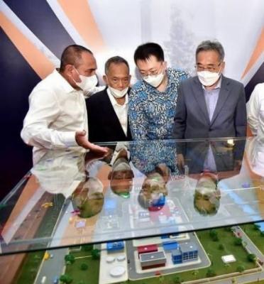 Photo of Hanlim Energy Power Garap Proyek PLTGU di Sumut