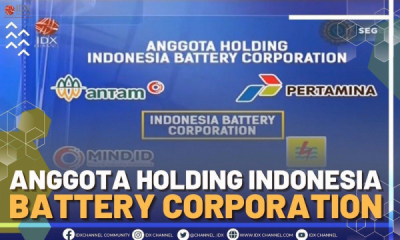 Photo of 'Holding' Industri Baterai Kendaraan Listrik, Apa Kabar?