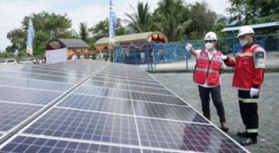 Photo of Indika Energy Bangun PLTS Untuk Perumahan  di Kaltim