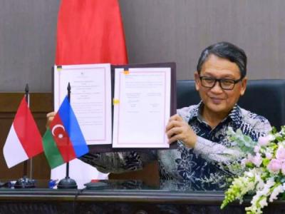 Photo of Indonesia – Azerbaijan Jalin Kerja Sama Bidang Energi