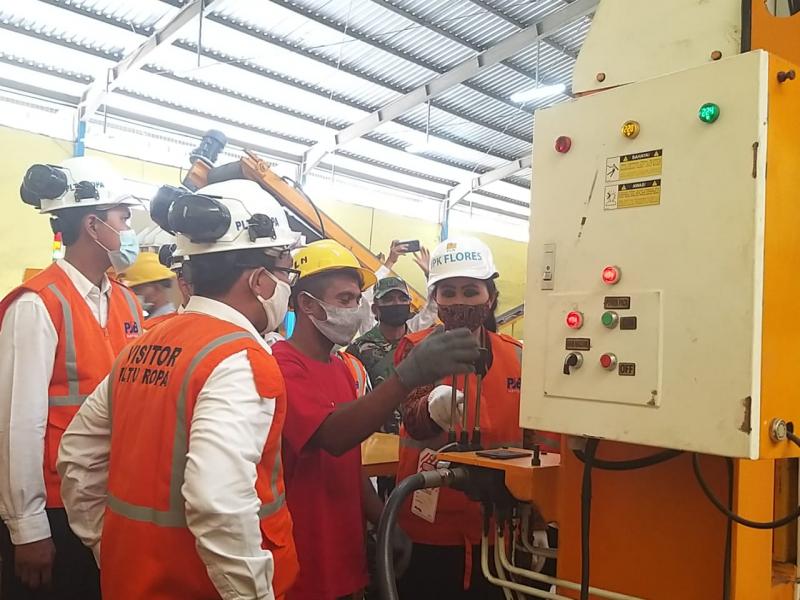 Photo of Inovasi Co-firing dan Pemanfaatan FABA di PLTU Ropa Diapresiasi Dewan