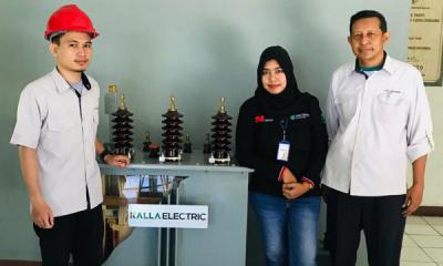 Photo of Kalla Electrical System, Kuasai Pasar Trafo di Timur