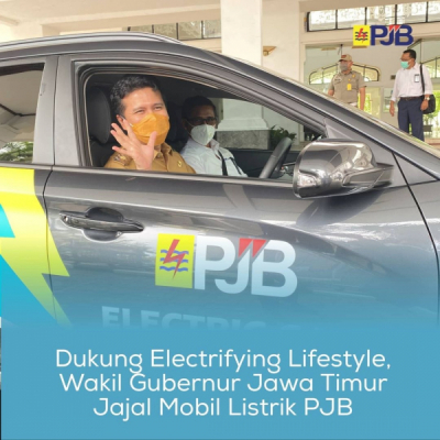 Photo of Kampanyekan Electrifying Lifestyle, PJB Diapresiasi Pemprov Jatim