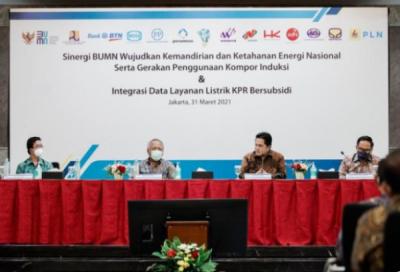 Photo of Kementerian PUPR dan PLN Sinergi Integrasi Layanan Listrik Untuk KPR Bersubsidi