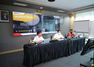 Photo of Kilang Pertamina Cilacap Ikuti Audit PSM Pastikan Manajemen Safety Perusahaan