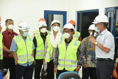 Photo of Komisi VII Sambangi PLTA Poso Energy