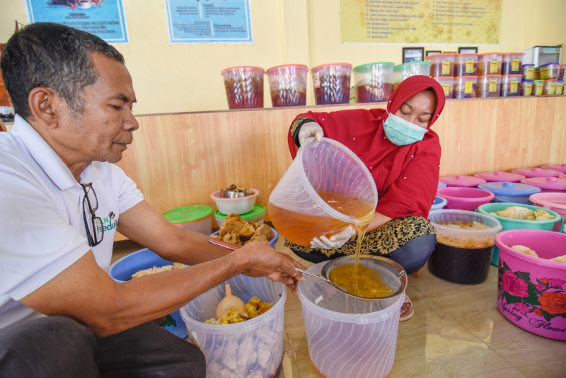 Photo of Madu Sumbawa Binaan PLN Go International