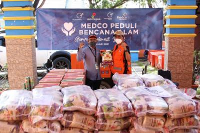 Photo of Medco Energi Salurkan Bantuan Untuk Korban Bencana Alam