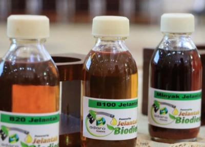 Photo of Melirik Peluang Bisnis Energi dari Minyak Jelantah