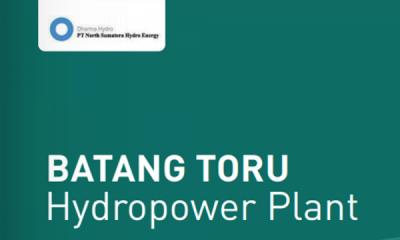 Photo of Mengenal North Sumatera Hydro Energy di PLTA Batang Toru