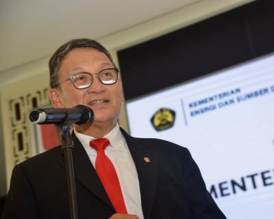 Photo of Menteri ESDM : Pemerintah Berusaha Ciptakan Iklim Investasi yang Menarik Migas Nasional