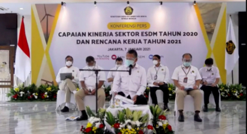 Photo of Menteri ESDM : Sepanjang 2020, Pertamina Sukses Wujudkan BBM Satu Harga di 83 Lokasi