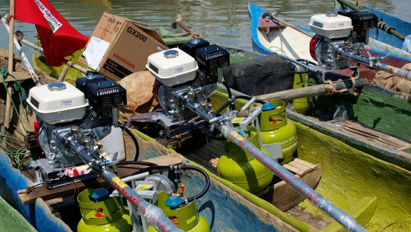 Photo of Nelayan Muba Dapat Bantuan Konverter Kit BBG, Biaya Melaut Jadi Murah