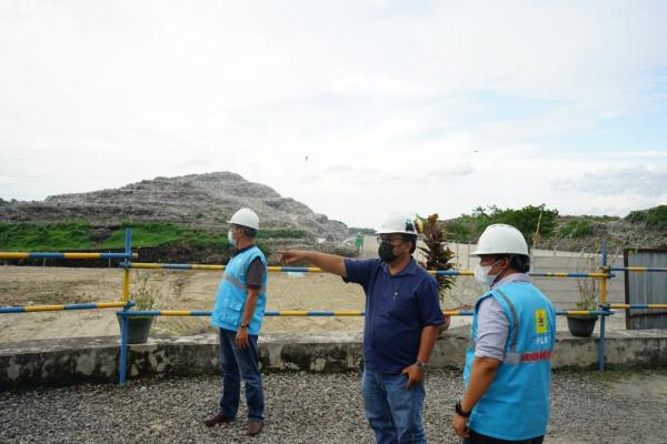 Atasi Persoalan Sampah, PLN Beli Listrik dari PLTSa Terbesar di Jawa Tengah