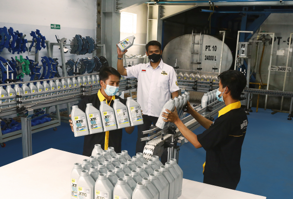 Bardahl Indonesia Reborn dengan Spesifikasi Tertinggi