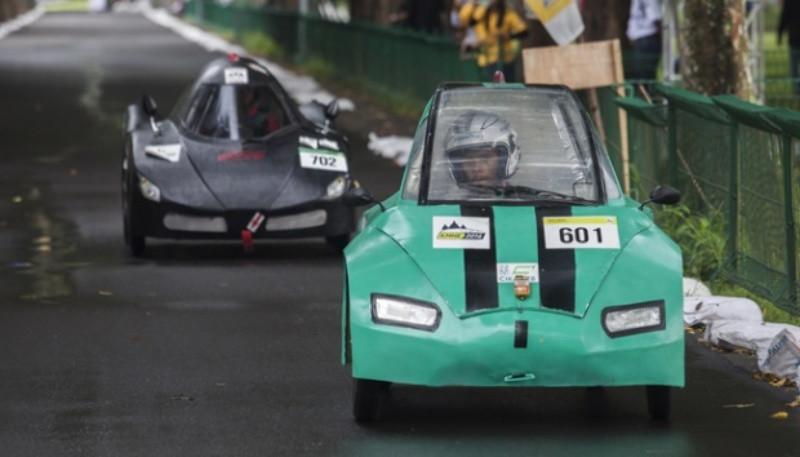 Di Tengah Pandemi, Kontes Mobil Hemat Energi Tetap Digelar Secara Daring