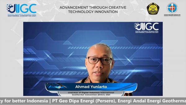 DIIGC 2021: Transisi Energi Bukan Solusi, Transisi Energi Harus Dilakukan
