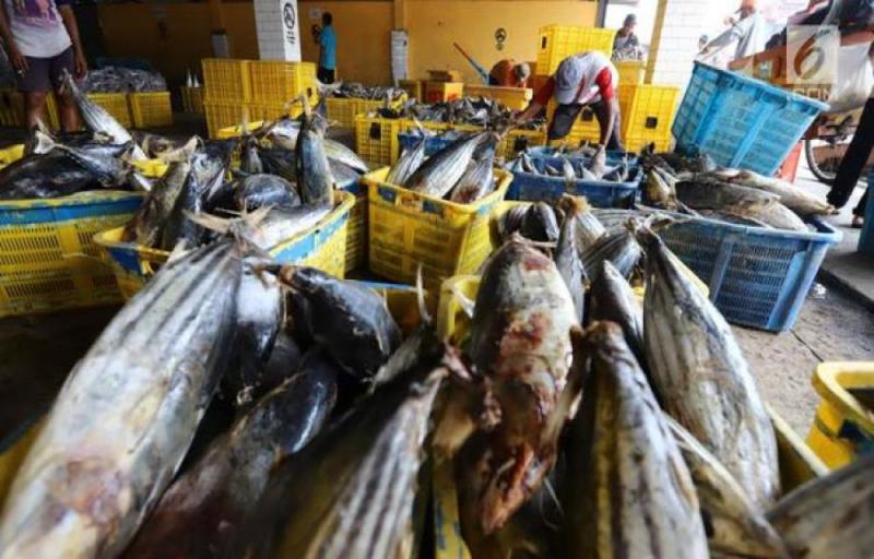 Diputus Akibat Menunggak, Penjual Ikan Berteriak