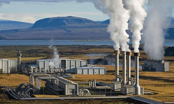 Dirut Pertamina Usul 'Cost Recovery' Pembangkit Geotermal