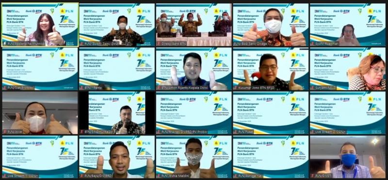 Dorong Pengembang Perumahan Lirik Kompor Induksi, PLN-BTN Berkolaborasi