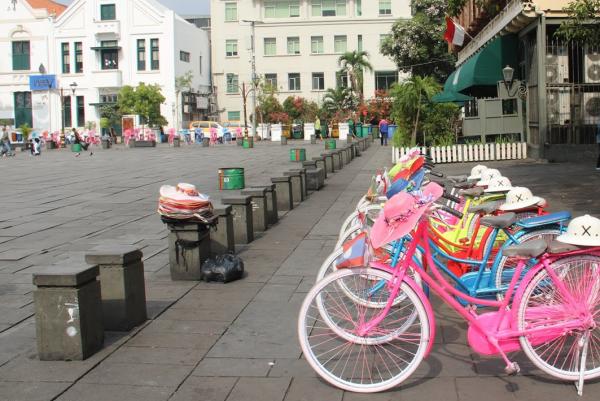 IESR Apresiasi Kota Tua Jadi Area Uji Coba Kebijakan Kawasan Rendah Emisi