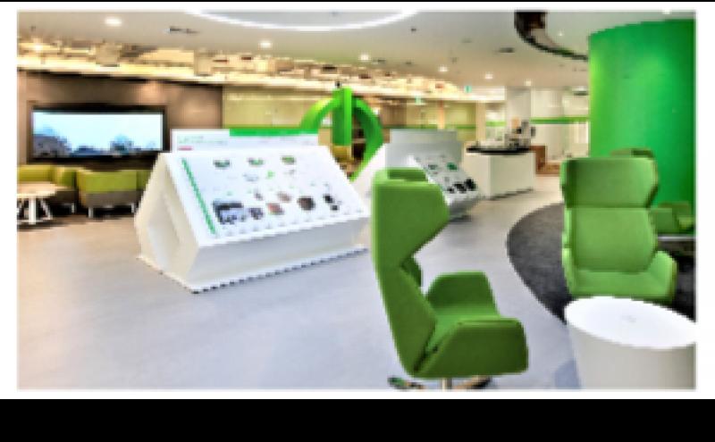 Inilah Kantor Pintar Schneider Electric