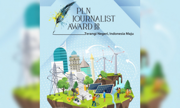 Insan Pers Antusias Ikut PLN Journalist Award, 1.000 Karya Telah Terdaftar