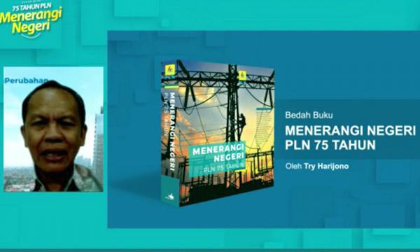 Inspirasi dari Dua Buku 75 Tahun PLN Menerangi Negeri