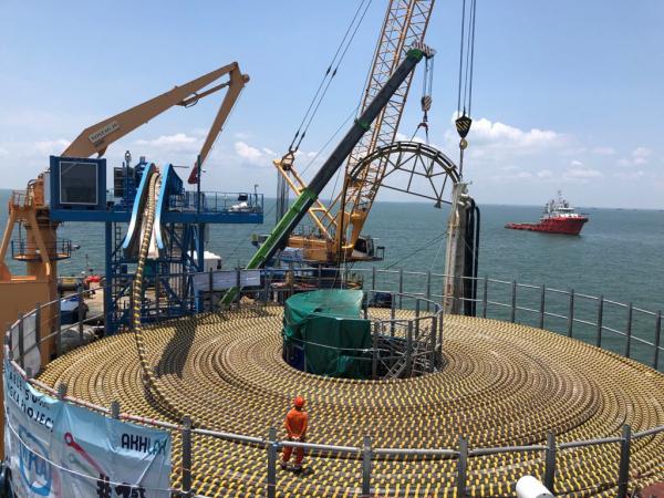 Investasi Rp 1,9 Triliun, PLN Rampungkan Kabel Listrik Bawah Laut Sumatera-Bangka Akhir 2021